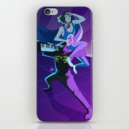 Sultry Butt Crusade iPhone Skin