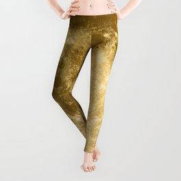 Golden Moonage Leggings