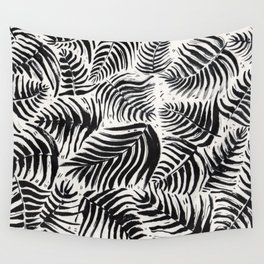 Palm Pattern Wall Tapestry