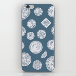 Heads or Tails iPhone Skin