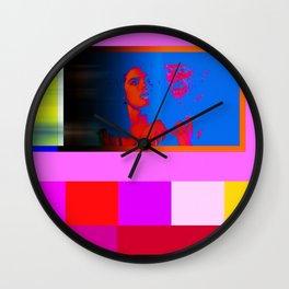 Last Action Hero (Nightmare) Wall Clock