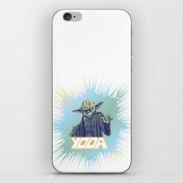 Yoda I am! iPhone Skin