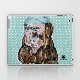 Tahupotiki Koraha and the cobrapion Laptop & iPad Skin