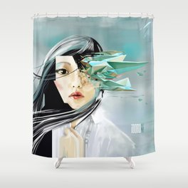 iDORU Shower Curtain