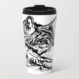Mt. Lupus Metal Travel Mug