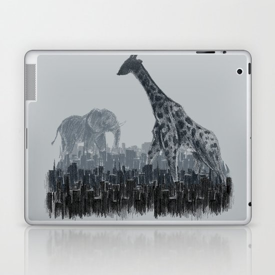 The Tall Grass Laptop & iPad Skin