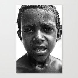 brazilian kid Canvas Print