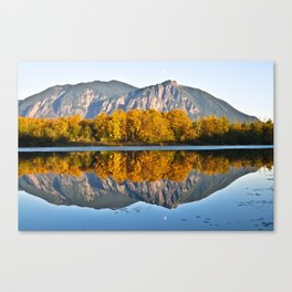 Natures Mirror Canvas Print