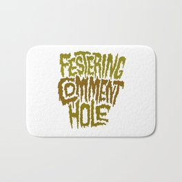 Festering Comment Hole Bath Mat