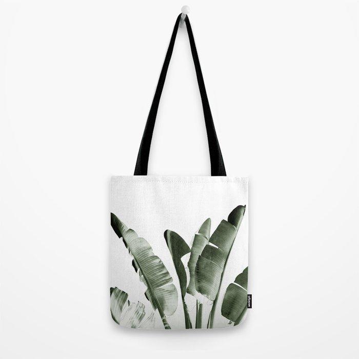 Traveler palm Tote Bag