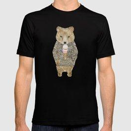 sundae bear T-shirt