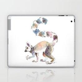 Splotchy Lemur Laptop & iPad Skin