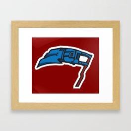 NichVegas 'Necks Logo Framed Art Print