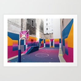 Paris - Pigalle 2017 Kunstdrucke