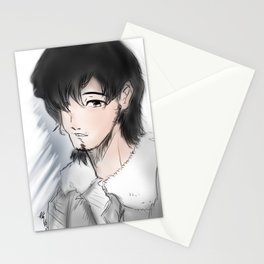 Ookami Stationery Cards