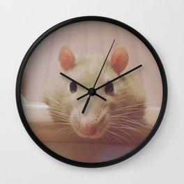 Harley the Rat Wall Clock