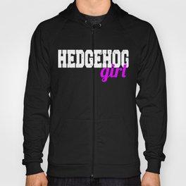 Hedgehog girl Hoody