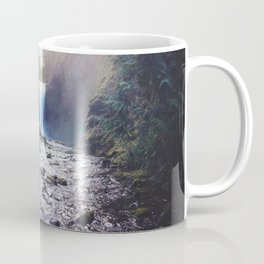 Oregon Waterfall Coffee Mug