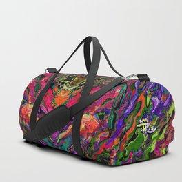 Paint Mandala 006 Duffle Bag