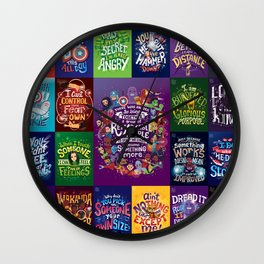 IW Complete set Wall Clock