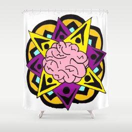 Mind of Josh Shower Curtain