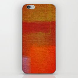 Art Contemporary iPhone Skin