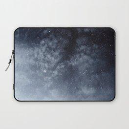 Blue veiled moon Laptop Sleeve