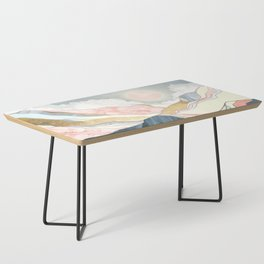 Spring Morning Coffee Table