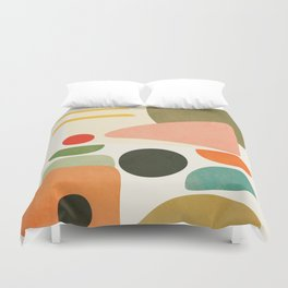 Modern Abstract Art 71 Duvet Cover