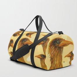 The Smug Crane Duffle Bag