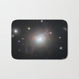 Bright galaxy Bath Mat