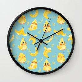 The Banan Bois Wall Clock