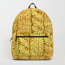 Knitting_019_by_JAMFoto Backpack