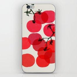 tomatoes 1 iPhone Skin