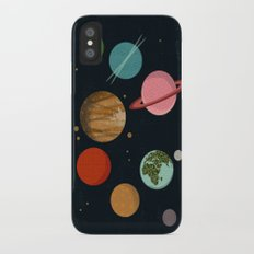 The Planets  iPhone X Slim Case