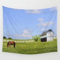 kentucky Wall Tapestries featuring Kentucky by ThePhotoGuyDarren