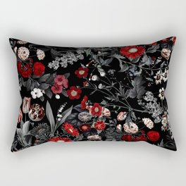 EXOTIC GARDEN - NIGHT IV Rectangular Pillow