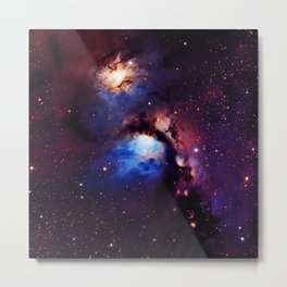 M 78 Nebula Metal Print