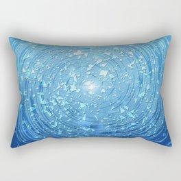 Space vortex Rectangular Pillow
