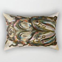 Crunchy Rectangular Pillow