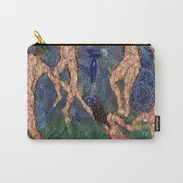 The Vegetarian Dance Fine Art Parody Carry-All Pouch