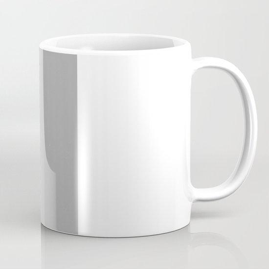 Sun on the wall Mug