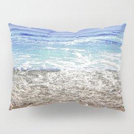Beach Landscape Pillow Sham
