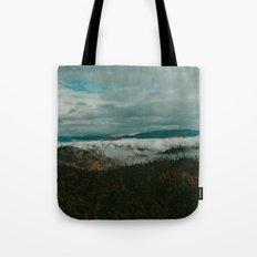 Autumn Wilderness Tote Bag