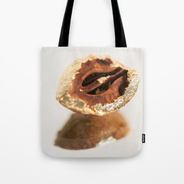 Gold Tree Nut Tote Bag