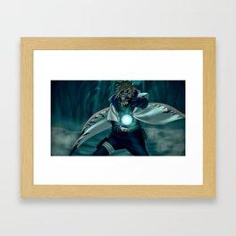 MINATO Framed Art Print