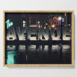 The Avenue Serving Tray