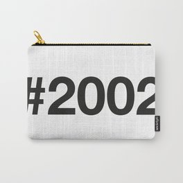 2002 Carry-All Pouch