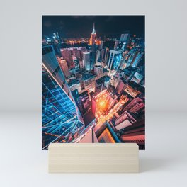 Density Mini Art Print