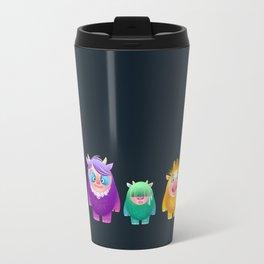 Family Monster  Travel Mug